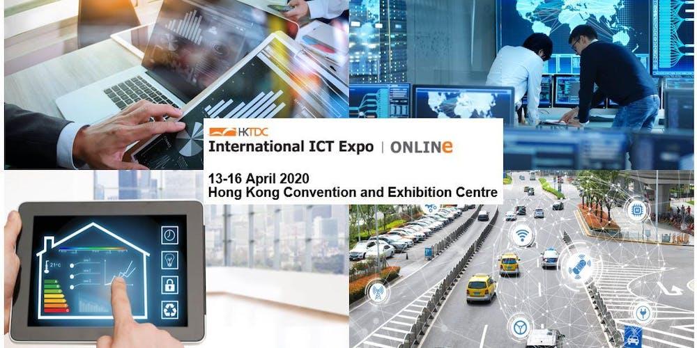 Hong Kong Electronics Fair 2020.Hktdc International Ict Expo Tickets Mon 13 Apr 2020 At 9