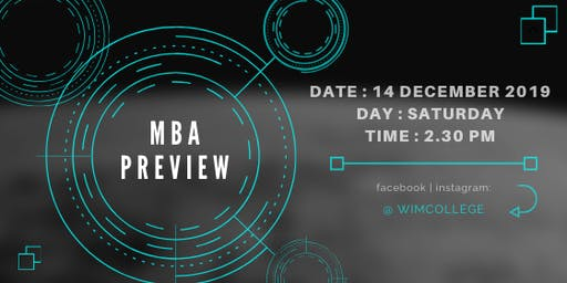 UK MBA Preview