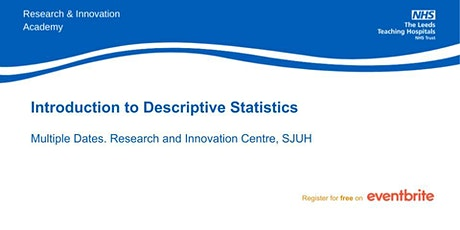 Introduction to Descriptive Statistics tickets