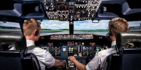 Åpen fredag på Pilot Flight Academy tickets