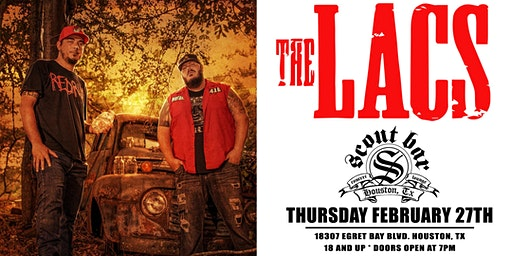 THE LACS w/ special guests Demun Jones