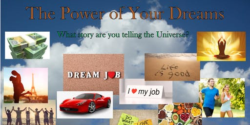 Dream Board Workshop - Reveal & unlock your future dreams
