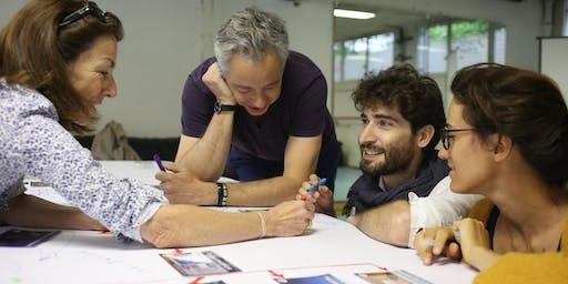 Atelier la Fresque du Climat à Genève avec Geoffrey Vuillier
