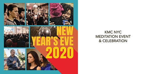 New Year's Eve Meditation Event & Celebration
