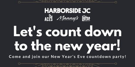 New Year's Eve at Harborside tickets