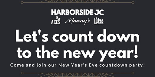 Lutze New Year's Eve at Harborside