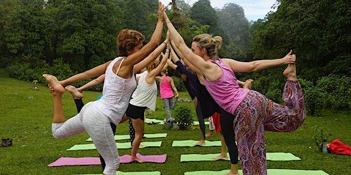 Residential 200 Hr Yoga Teacher Training in Pokhara, Nepal