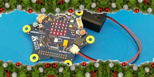 WeihnachtsWORKSHOP: Calliope leuchtende Sterne