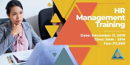 HR Management Training