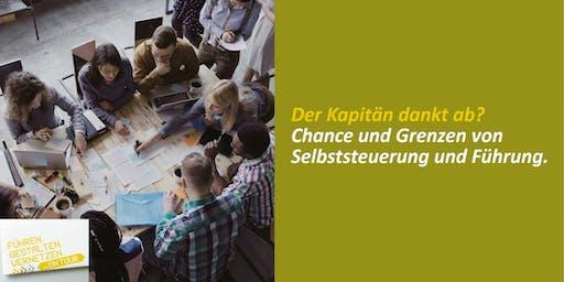 """16. Forum """"Führen. Gestalten. Vernetzen."""" - on Tour"""