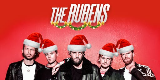 The Rubens (DJs) & Friends - Chucka Buckas Christmas Party
