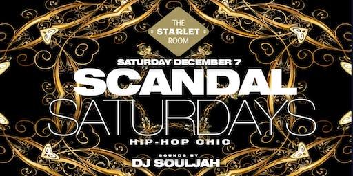 Scandal Saturday: Hip-Hop Chic