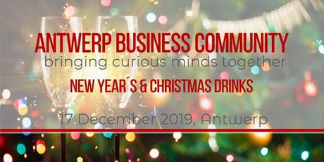 ABC: Networking & New Year's and Christmas Drinks biglietti
