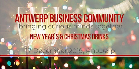 ABC: Networking & New Year's and Christmas Drinks billets