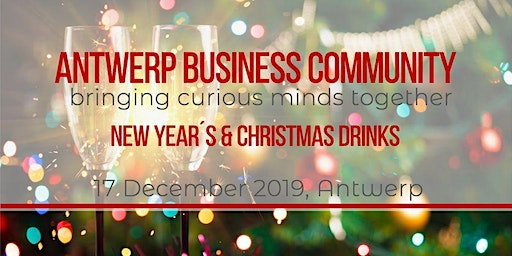 ABC: Networking & New Year's and Christmas Drinks