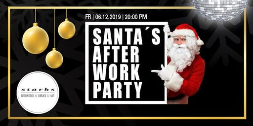 Santa´s After Work Party