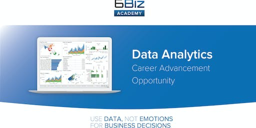 Data Analytics : Career Advance Opportunities (HRDF & CPD Hours Claimable)