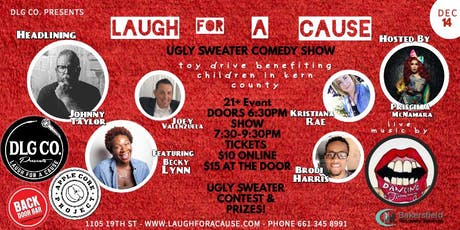 Laugh For A Cause: Comedy Toy Drive tickets