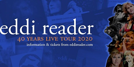Eddi Reader 40 Years Live Tour. tickets