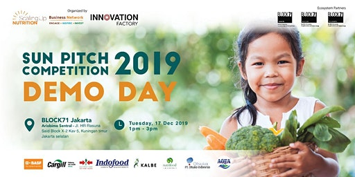 SUN Pitch Competition 2019