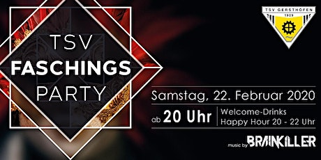 TSV Faschingsparty 2020 Tickets