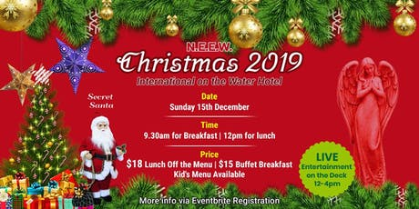 TNG-N.E.E.W. CHRISTMAS CELEBRATION 2019 tickets