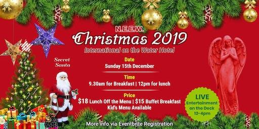 TNG-N.E.E.W. CHRISTMAS CELEBRATION 2019