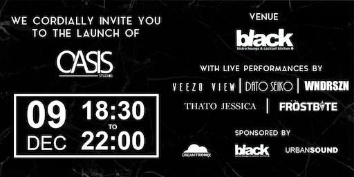 Oasis Studios Launch