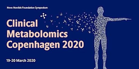Clinical Metabolomics Copenhagen 2020 tickets