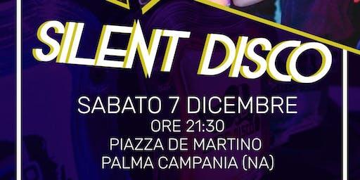 SILENT DISCO  - PALMA SOCIALE