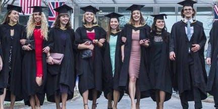 December 2019 graduation reception