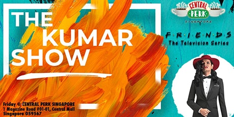 Kumar's Stand-Up Comedy Live! tickets