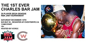 The 1st Ever Charles Bar Jam