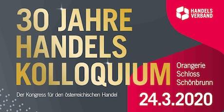HANDELSKOLLOQUIUM 2020 Tickets