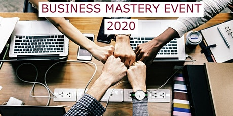 Business Mastery To Become an Ultimate Entrepreneur tickets