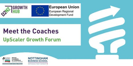 Meet the Coaches - UpScaler Growth Forum tickets