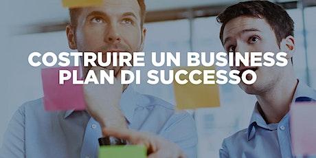 Costruire un Business Plan di successo biglietti