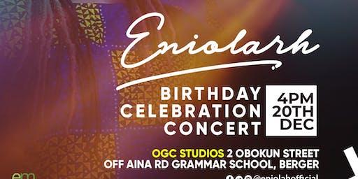 FELLOWSHIP WITH ENIOLARH/BIRTHDAY CELEBRATION