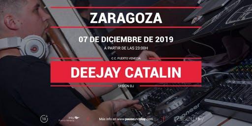Sesión DJ Deejay Catalin en Pause&Play Puerto Venecia