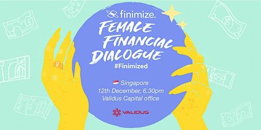 Female Financial Dialogue #Finimized, Singapore