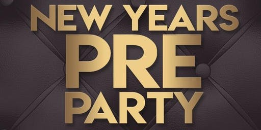 OTTAWA PRE NEW YEARS PARTY @ THE BOURBON ROOM | OFFICIAL MEGA PARTY!