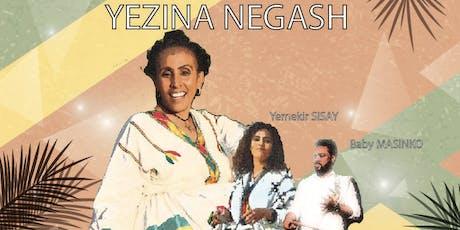 Azmari Bet ft Yezina Negash tickets