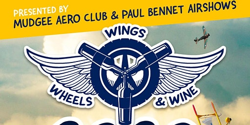 Mudgee Wings Wheels & Wine 2020