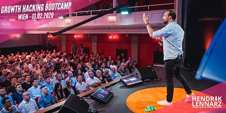 GROWTH HACKING BOOTCAMP - Wien Tickets