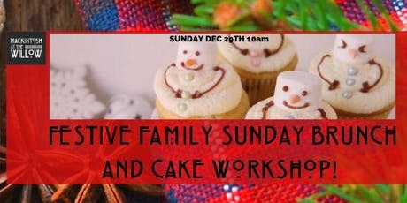 Festive Family Sunday Brunch and Workshop tickets