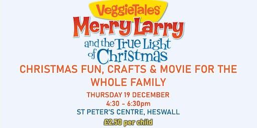 Christmas family fun & Movie