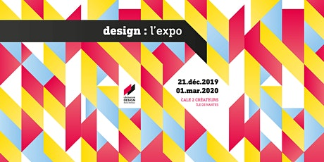Vernissage Design L'Expo billets