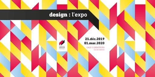 Vernissage Design L'Expo