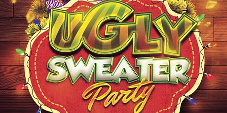 OTTAWA UGLY SWEATER PARTY 2019 @ THE BOURBON ROOM | OFFICIAL MEGA PARTY! tickets