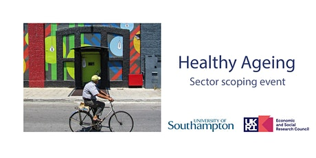 Healthy Ageing Sector Scoping Event tickets